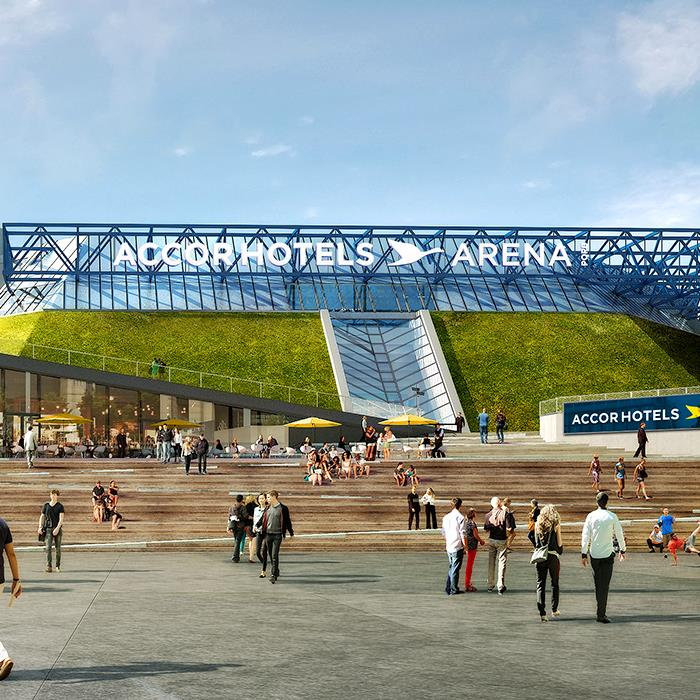 Hp Accorhotels Arena Paris France