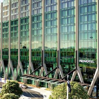 Novotel address from the outside