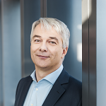 Portrait of Christian-Giraud-SVP-Development-Europe