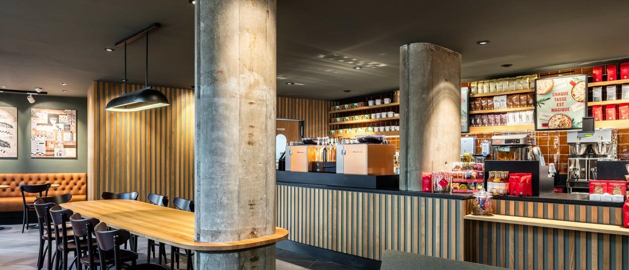 Starbucks At The Sofitel Paris La D U00e9fense